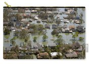 Hurricane Katrina Damage Carry-all Pouch