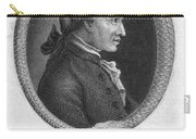 Immanuel Kant (1724-1804) Carry-all Pouch