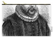 Jacobus Arminius (1560-1609) Carry-all Pouch