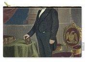 James Buchanan (1791-1868) Carry-all Pouch