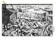 Jamestown: Massacre, 1622 Carry-all Pouch