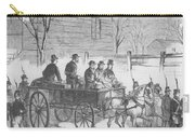 John Brown, American Abolitionist Carry-all Pouch