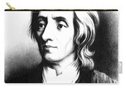 John Locke, English Philosopher, Father Carry-all Pouch by Science Source