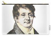 Joseph Fourier, French Mathematician Carry-all Pouch