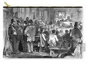 Kansas-nebraska Act, 1855 Carry-all Pouch