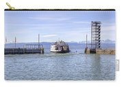 Lake Constance Friedrichshafen Carry-all Pouch by Joana Kruse