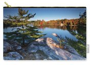 Lake George At Killarney Provincial Park In Fall Carry-all Pouch