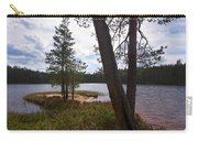 Lake Huosius At Hossa Carry-all Pouch