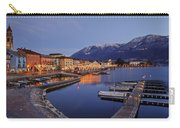 Lake Maggiore - Ascona Carry-all Pouch by Joana Kruse