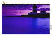 Lighthouse Beacon At Night Carry-all Pouch