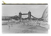 London Southbank Art Carry-all Pouch