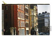 London Street Carry-all Pouch by Elena Elisseeva