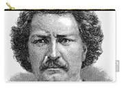 Louis Riel (1844-1885) Carry-all Pouch