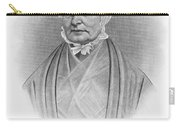 Lucretia Coffin Mott Carry-all Pouch