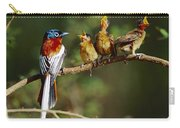 Madagascar Paradise Flycatcher Carry-all Pouch
