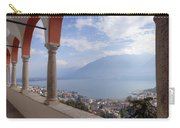 Madonna Del Sasso - Locarno Carry-all Pouch by Joana Kruse