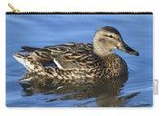 Mallard Hen Carry-all Pouch
