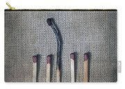 Matches Carry-all Pouch