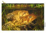 Mating Toads Carry-all Pouch