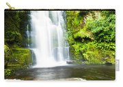 Mclean Falls In The Catlins  Carry-all Pouch