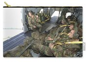 Members Of The Pathfinder Platoon Carry-all Pouch