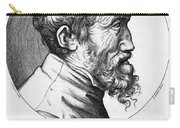 Michelangelo (1475-1564) Carry-all Pouch by Granger