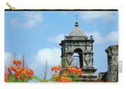 Mission San Jose San Antonio Carry-all Pouch