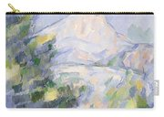 Mont Sainte-victoire Carry-all Pouch