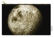 Moon, Apollo 16 Mission Carry-all Pouch