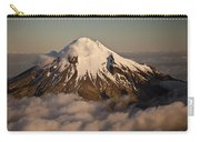 Mount Taranaki Above The Clouds New Carry-all Pouch