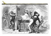 Murder Of Smith, 1844 Carry-all Pouch by Granger