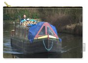 Narrowboat Carry-all Pouch