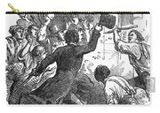 New York: Astor Place Riot Carry-all Pouch