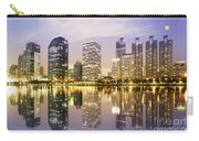Night Scenes Of City Carry-all Pouch