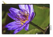 Nymphaea 'panama Pacific' Carry-all Pouch