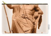 Odin, Norse God Carry-all Pouch by Photo Researchers