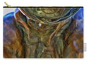 Oklahoma Firefighters Memorial Carry-all Pouch
