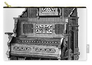Organ, 19th Century Carry-all Pouch