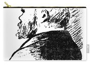 Paul Verlaine (1844-1896) Carry-all Pouch