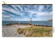 Penmon Point Carry-all Pouch by Adrian Evans