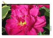 Peony Named Karl Rosenfield Carry-all Pouch