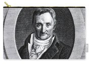 Philippe Pinel, French Physician Carry-all Pouch by Science Source