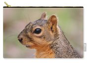 Pine Squirrel Carry-all Pouch