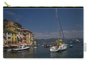 Portofino In The Italian Riviera In Liguria Italy Carry-all Pouch
