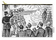 Posada: Firing Squad Carry-all Pouch by Granger