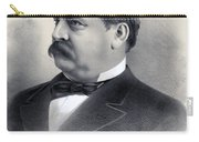 President Grover Cleveland Carry-all Pouch by International  Images