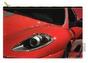 Red Ferrari F430 Scuderia Carry-all Pouch