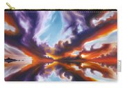 Reflections Of The Mind Carry-all Pouch