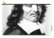 Ren� Descartes, French Polymath Carry-all Pouch
