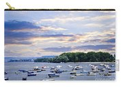 River Boats On Danube Carry-all Pouch